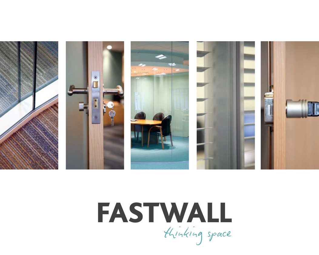 Fastwall's patented relocatable partitioning (rather than just demountable) system and new New Ghost Post system combines with its separately patented solid walls to create a uniquely flexible partitioning system.